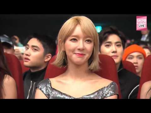 161116 BTS FIRE Asia Artist Awards 2016