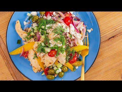 How To Make Mediterranean Chicken Stir-Fry By Kelsey Nixon