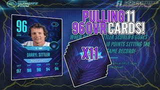 PULLING 11x 96 OVR DARRYL SITTLERS! New OP Flashback that you should get!
