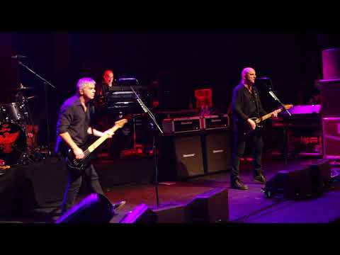"The Stranglers ""Bear Cage"" @ La Cigale - 25/11/2017"