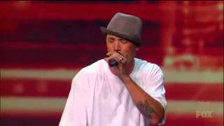 The X Factor Chris Rene - Young Homie HD