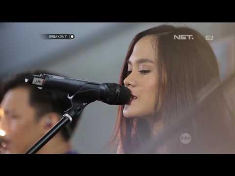 Noah Feat Sheryl Sheinafia - Tak Lagi Sama  at Breakout