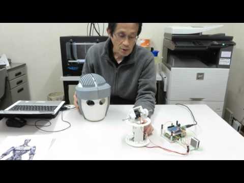 ロボット、リアル・スティール アトムを作る