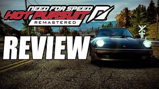 Need for Speed: Hot Pursuit Remastered Review - The Final Verdict (Video Game Video Review)