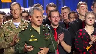 Шойгу пригласил курсантов из стран СНГ Балтии и Украины на армейский КВН