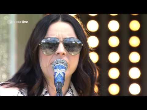 Amy Macdonald - This Is The Life - 500. Sendung ZDF Fernsehgarten 09.07.2017