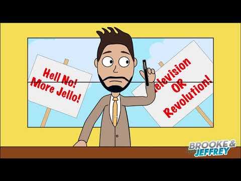 Animated Phone Tap: Retirement Home Revolt