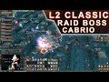 Lineage 2 Classic NA Matando Raid Boss Cabrio Talking Island Server Vídeo PT BR mp3