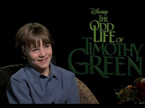 The Odd Life Of Timothy Green - Interview with CJ Adams