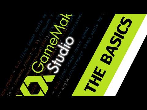 GameMaker Studio - Basic Tutorial