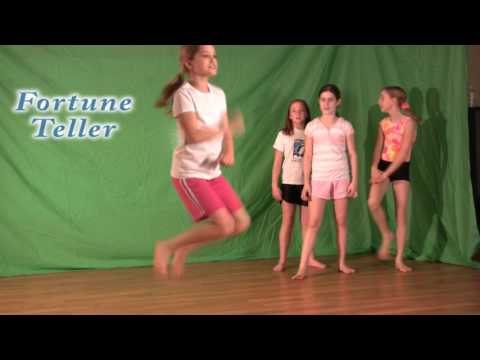 Group Skipping - Jump Rope