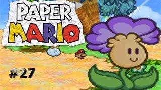 La maniaca de las semillas/Paper Mario capítulo 27