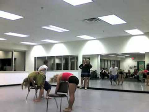 Megan Halsey Choreography