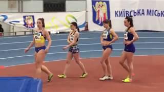Ukr Cup 2018 indoor: 60 м (жінки, фінал)