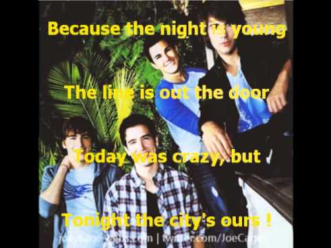 Big Time Rush - The city is ours Karaoke