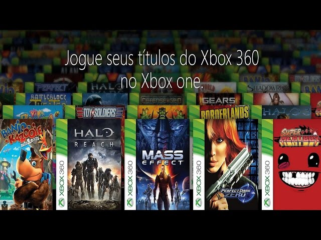 Testando a Retrocompatibilidade do Xbox One