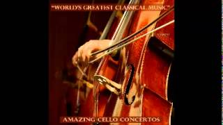 Concerto for Cello in A Minor, Op. 129: II. Langsam