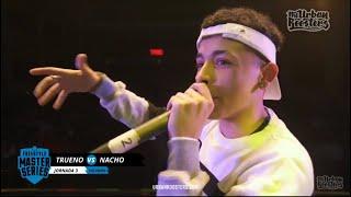 Minutazo de Trueno vs Nacho FMS Argentina - Jornada 3 #FMST...