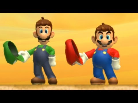 New Super Mario Bros Wii - Coin Battle #5