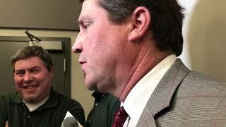 Will Muschamp talks Belk Bowl, recruiting