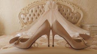 Свадебное видео Утро невесты  для инстаграм