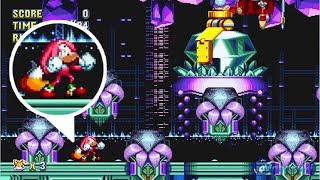 What Would Happen If Tails Get Access To The Knuckles' Hidden Palace | Sonic Mania