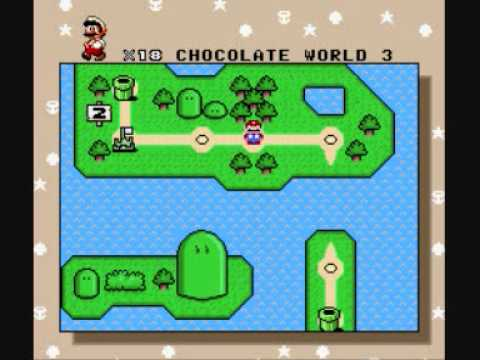 smw custom music track 795 kirby 64 the crystal shards ripple star map
