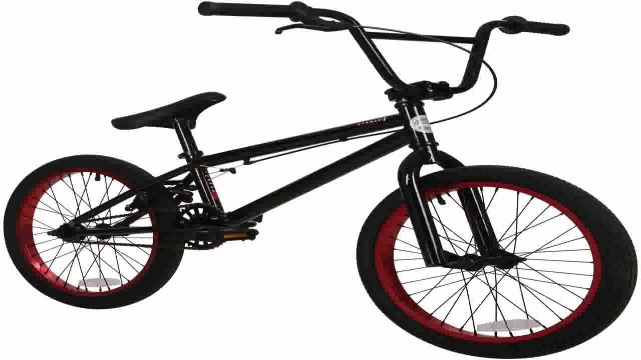 Framed Impact 20 BMX Bike Mens Sz 20in20.5in Top Tube - YouTube