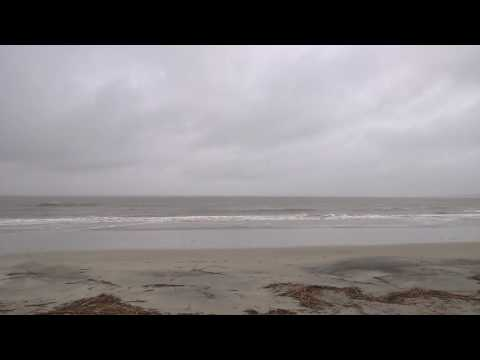 More from reporter Larry Hobbs at the Atlantic coastline