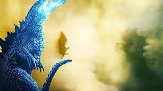King Ghidorah VS Rodan Godzilla King Of The Monsters TV Spot Breakdown