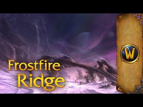 World Of Warcraft - Music & Ambience - Frostfire Ridge