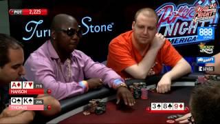 Turning Stone Resort Casino - $25 / 50 Cash Game - August 9, 2015 (Part 1 of 2)