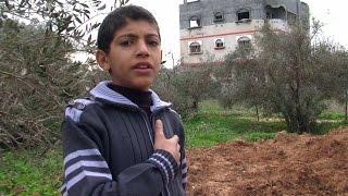 De kinderen van de wereld - Mensen uit Gaza (nl)