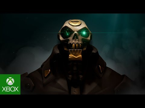 Sea of Thieves: Tall Tales - Shores of Gold Trailer