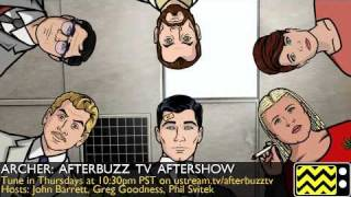 "Archer After Show Season 2 Episode 12 ""White Nights"" 