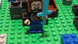 Ultimate Lego Minecraft Hunger Games 13