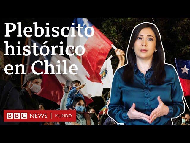 El plebiscito que cambió la historia de Chile | Periódico