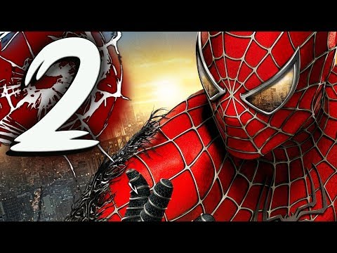 Spider Man 3 Walkthrough Part 2 Web Action Crime Fighting TIME!