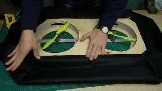 Судно На Воздушной Подушке  Hovercraft (Часть 2)