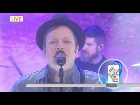 Fall Out Boy   |  Champion (Live On Today Show, September 14, 2017)
