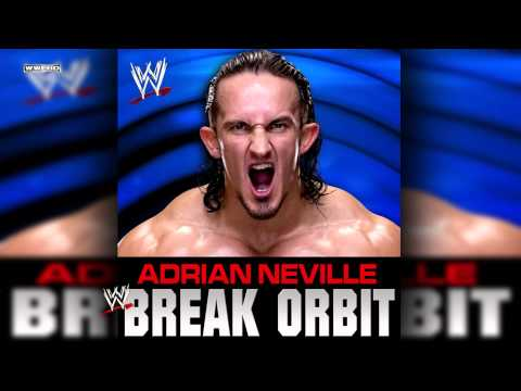 WWE NXT: Break Orbit Adrian Neville Theme Song + AE Arena Effect