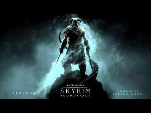 Secunda - The Elder Scrolls V: Skyrim Original Game Soundtrack