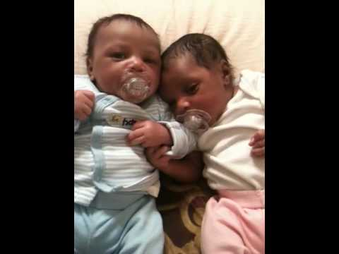 Black Twin Babies Boys images