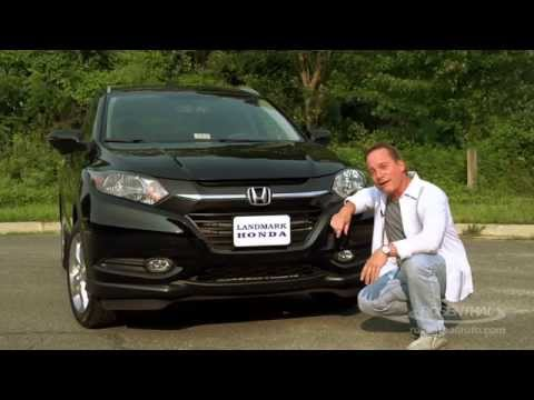 2016 Honda HR-V Test Drive & Review
