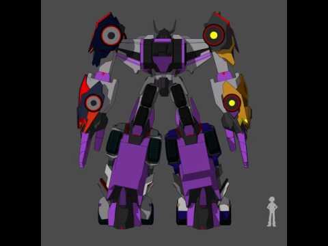 Transformers Robots In Disguise Combiner Force MENASOR fullCAM 01 ProRes
