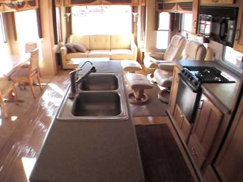 Alfa Gold 35rlik 36ft 5th Wheel