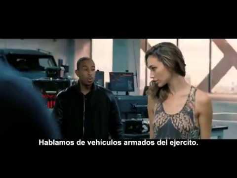 Rapido y Furioso 6 Trailer Subtitulado Español Latino 2013 [HD]