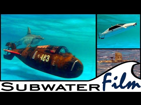 Fantastic Submarines | INTERMODELLBAU Dortmund 2018 Part 4: SONAR