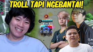 DITROLL Full Team RRQ, Endingnya Bikin Nangis Woy! - Mobile Legends