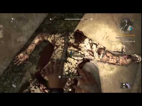 how to get guns in dying light
